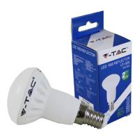 lamptiras v tac led 6w e14 r50 epistar chip 3000k photo