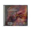creation dvd r 16x 47gb slim case 10pcs photo