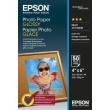 gnisio epson glossy photo paper 10 x 15 cm 50 fylla 200g me oem c13s042547 photo