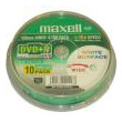 maxell dvd r 47gb 16x full face printable cakebox 10pcs photo