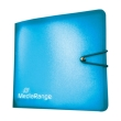 mediarangemedia storage wallet for 12 discs blue photo
