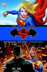 superman batman supergirl photo