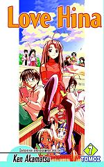 love hina 7 photo