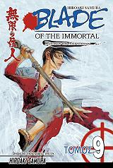 blade of the immortal katoikos tis aioniotitas tomos 9 photo