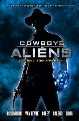 cowboys and aliens photo