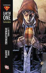 superman earth one photo