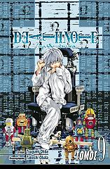 deathnote tomos 9 photo