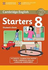 cambridge young learners english tests 8 starters students book photo