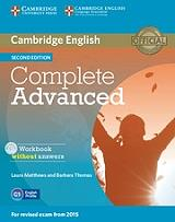 complete advanced workbook cd without answers photo