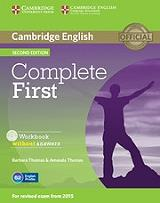 complete first workbook audio cd photo