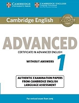 cambridge certificate in advanced english 1 photo