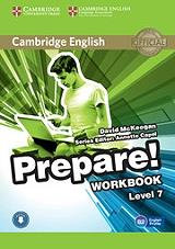 prepare level 7 workbook online audio photo