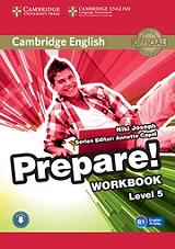 prepare level 5 workbook online audio photo