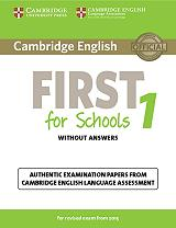 cambridge english first for schools 1 photo