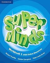 super minds 1 workbook on line resources photo