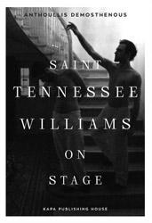 saint tennesse williams on stage photo