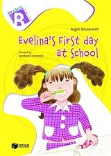 evelinas first day at school photo