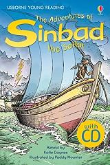 the adventures of sinbad the sailor me cd photo