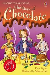 the story of chocolate me cd photo