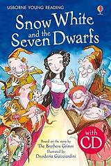 snow white and the seven dwarfs me cd photo