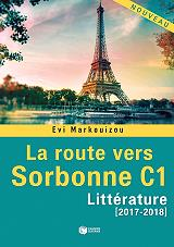 la route vers sorbonne c1 litterature 2017 2018 photo