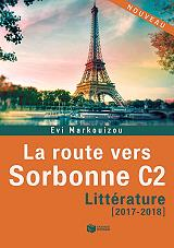 la route vers sorbonne c2 litterature 2017 2018 photo