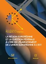 la region europeenne et la question federale a l ere de l elargissement de i union europeenne a lest photo