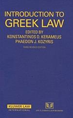 introduction to greek law photo