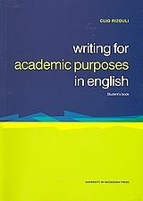 writing for academic purposes in english photo