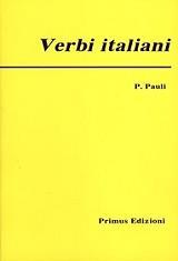 verbi italiani photo