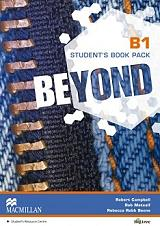 beyond b1 students book pack photo