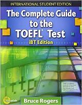 the complete guide to the toefl test ibt edition photo