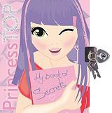princess top my book of secrets photo