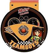 teamboys stroggyli peripeteia motor colour photo