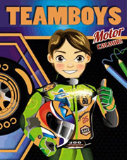 teamboys moto colour photo