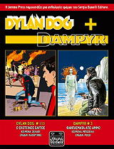 dylan dog dampyr 3 photo