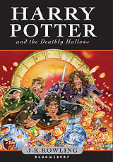 harry potter and the deathly hallows childrens edition photo