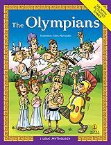 i love mythology the olympians photo