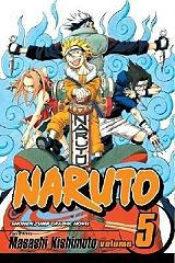 naruto volume 5 photo