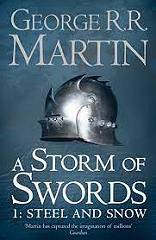 a storm of swords 1 steel and snow photo