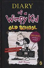 diary of a wimpy kid 10 old school photo