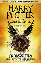 harry potter and the cursed child parts one and two photo
