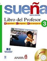 suena 3 libro del profesor 2cd photo