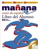 manana 4 libro del alumno cd photo