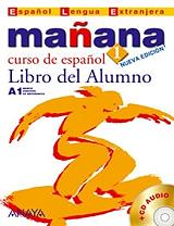 manana 1 libro del alumno cd photo