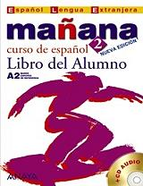 manana 2 libro del alumno cd photo