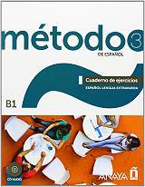 metodo de espanol 3 b1 ejercicios cd photo