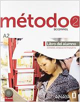 metodo de espanol 2 a2 alumno cd photo