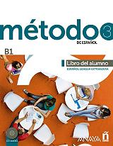 metodo de espanol 3 b1 libro del alumno cd photo