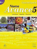 nuevo avance 5 libro del alumno cd photo